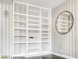 Bespoke Bookshelves