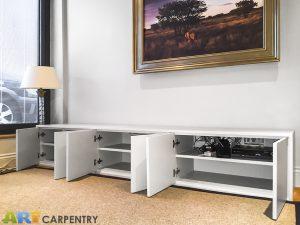 Six Doors TV Cabinet